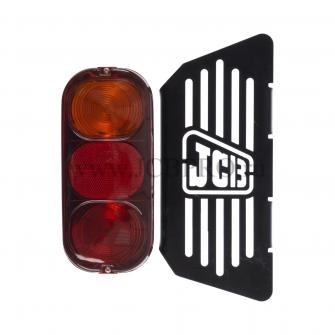 Защитная решетка заднего фонаря JCB