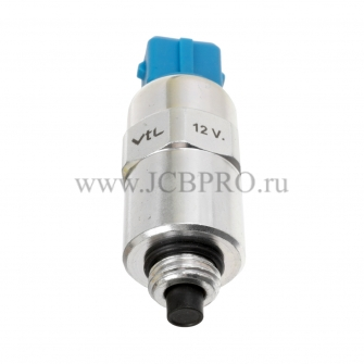 Электромагнитный клапан ТНВД JCB 716/30255, 716/30098