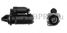 Стартер JCB двигателя PERKINS 417/40159, 417/29500,417/14300