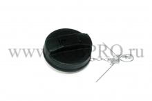 Крышка топливного бака пластиковая JCB 128/Е5189, 128/C2000 (новая модель)