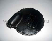Крышка топливного бака металлическая JCB 123/05892, 122/62400 (старая модель)