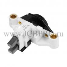 Щетка регулятор напряжения генератора JCB 714/40313