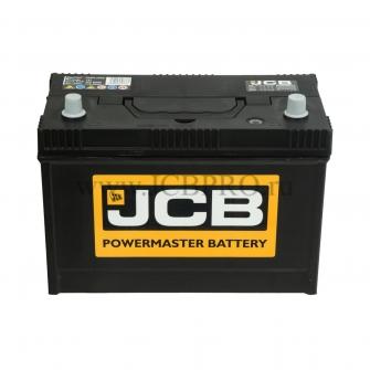 Аккумулятор JCB 105 А/ч 729/10663, 729/10643