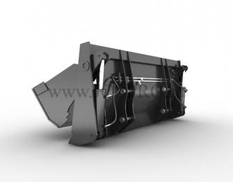 Ковш фронтальный передний в сборе JCB 128/C1010