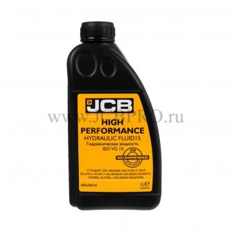 Тормозная жидкость JCB HP15 Oil Light Hyd (1 л) 4002/0501