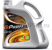 Масло моторное полусинтетика G-Profi MSI 10w-40 (5 л)