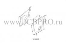 Боковина капота моторного отсека JCB 331/30538