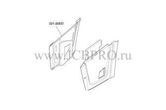 Боковина капота моторного отсека JCB 331/30537