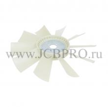 Вентилятор охлаждения JCB 123/05911