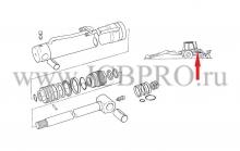 Гидроцилиндр подъема переднего ковша JCB 576/60124