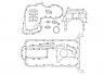 Комплект прокладок двигателя Perkins нижний 02/203056, 02/203217, U5LB0384
