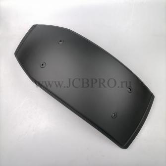 Крыло переднее черное JCB 332/G7024