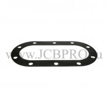 Прокладка боковой крышки гидробака JCB 123/09018