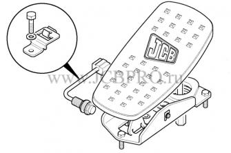 Сенсорный датчик тормозов JCB 332/C8548