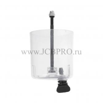 Стакан отстойник топливного фильтра JCB 32/904709