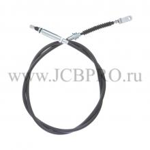 Трос ручного тормоза JCB 910/60207