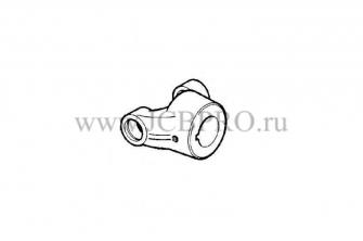 Фланец кардана помпы JCB 914/70045