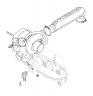 Турбокомпрессор JCB 320/06047, 320/06016