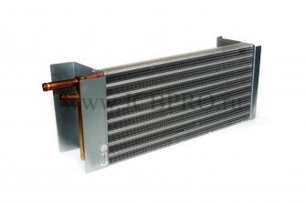 Радиатор отопителя салона JCB 30/925722