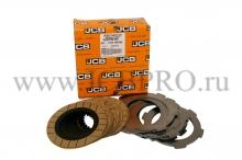 Комплект тормозных и фрикционных дисков JCB 998/M5385