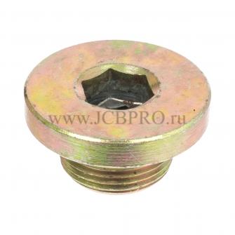Пробка сливная поддона двигателя JCB 320/04013, 320/04035