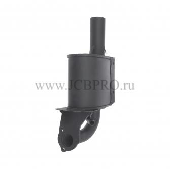 Глушитель резонатор JCB 128/H2997, 128/C2478