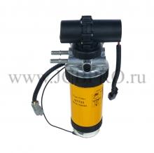 Корпус топливного фильтра в сборе JCB 12V 320/07458, 320/07457, 320/A7060