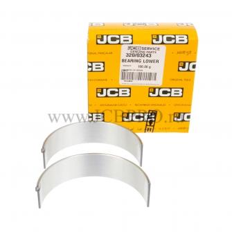 Вкладыши коренные JCB комплект 320/09335, 320/03243 STD