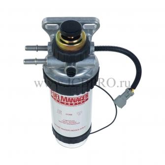 Корпус топливного фильтра в сборе JCB 32/925868, 320/A7062