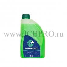 Антифриз Octafluid G11 Green 5л