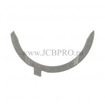 Полукольцо упорное коленвала JCB T422291