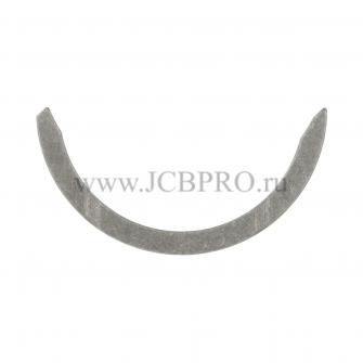 Полукольцо упорное коленвала JCB T422292