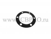 Прокладка крышки гидравлического фильтра на гидробаке JCB 813/10186