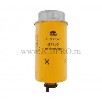 Фильтр топливный грубой очистки JCB 32/925869, 320/A7121, G7735