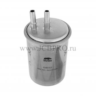 Фильтр топливный тонкой очистки JCB 320/07309, 320/07138, BF9881
