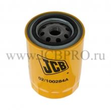 Фильтр трансмиссионный КПП JCB 02/100284A
