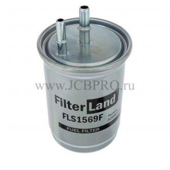 Фильтр топливный тонкой очистки JCB 320/07394, 320/07155, 320/07057, FLS1569F
