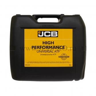 Масло JCB HP Transmission Universal ATF 4000/2305 канистра 20 л