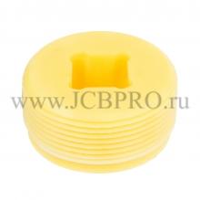 Регулировочная гайка задних опор JCB 128/10850