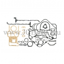 Комплект прокладок двигателя Perkins нижний 02/200777, 02/202408